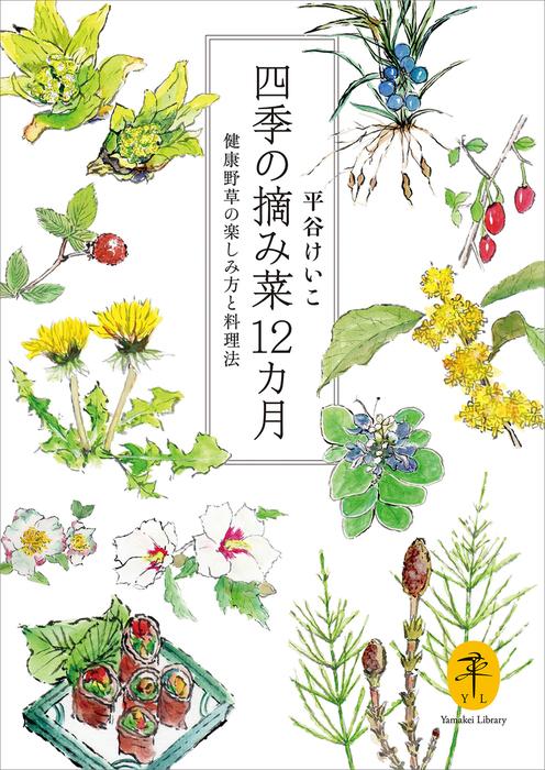 ヤマケイ文庫 四季の摘み菜12ヵ月-電子書籍-拡大画像