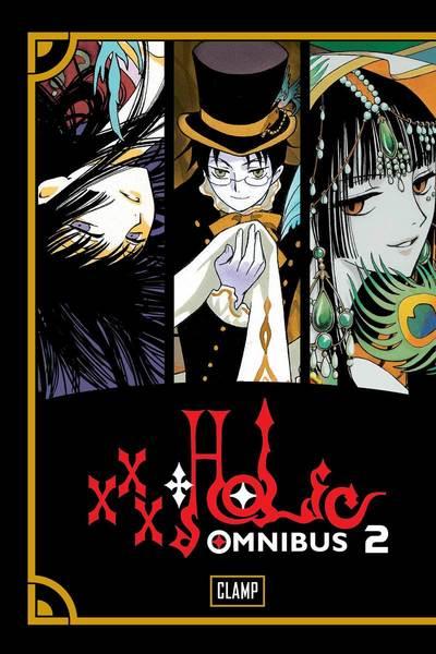 xxxHOLiC Omnibus 2-電子書籍