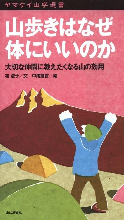 ヤマケイ山学選書 山歩きはなぜ体にいいのか拡大写真