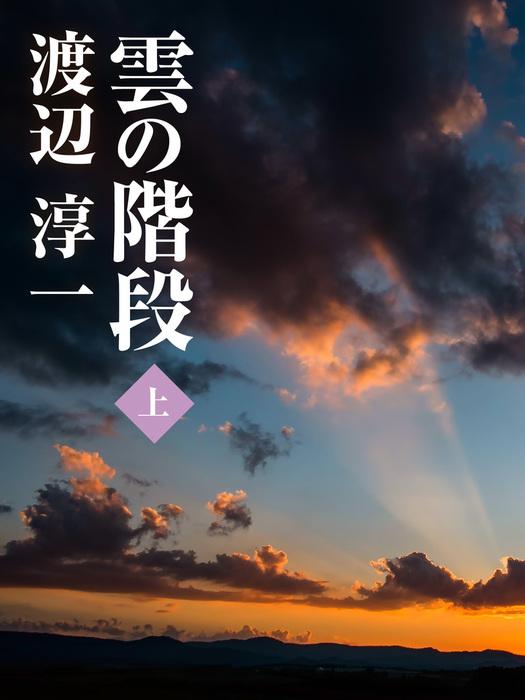 雲の階段 (上)-電子書籍-拡大画像