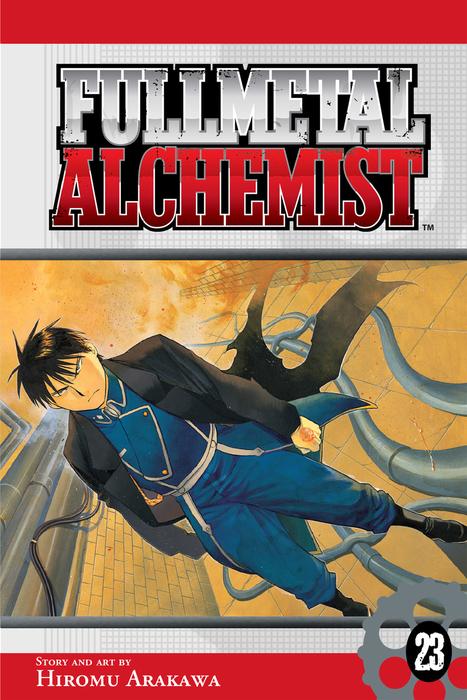 Fullmetal Alchemist, Vol. 23拡大写真
