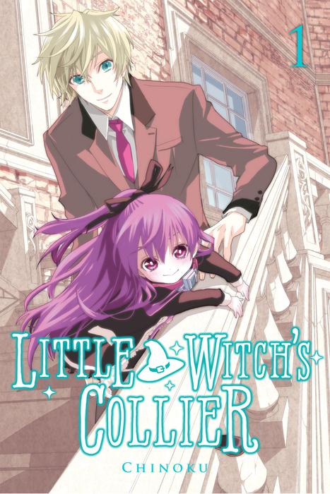 Little Witch's Collier, Vol. 1拡大写真