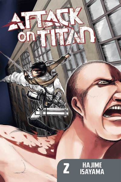 Attack on Titan 2-電子書籍