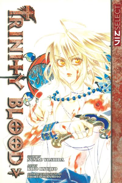 Trinity Blood, Volume 5