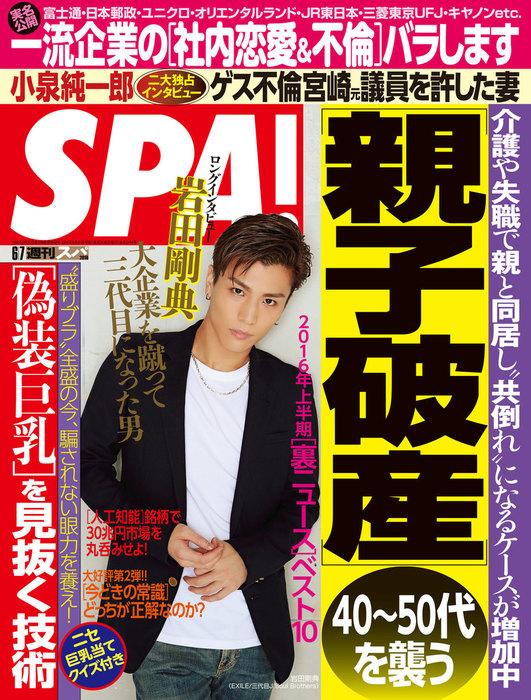 週刊SPA! 2016/6/7号-電子書籍-拡大画像