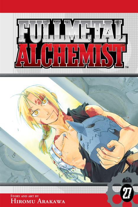 Fullmetal Alchemist, Vol. 27-電子書籍-拡大画像