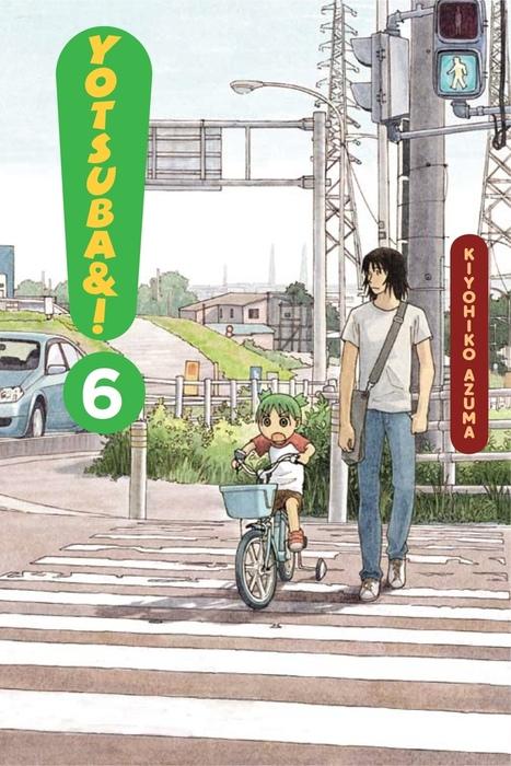 Yotsuba&!, Vol. 6-電子書籍-拡大画像