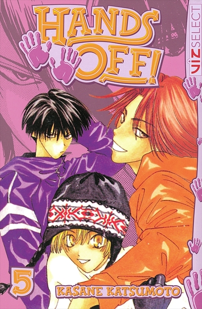 Hands Off!, Vol. 5-電子書籍