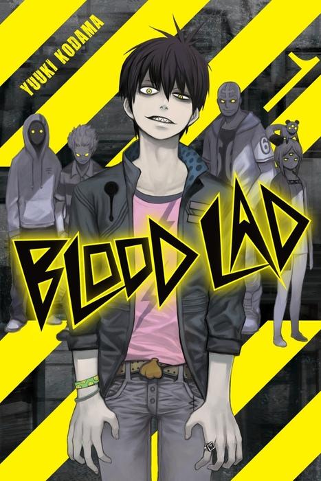 Blood Lad, Vol. 1拡大写真