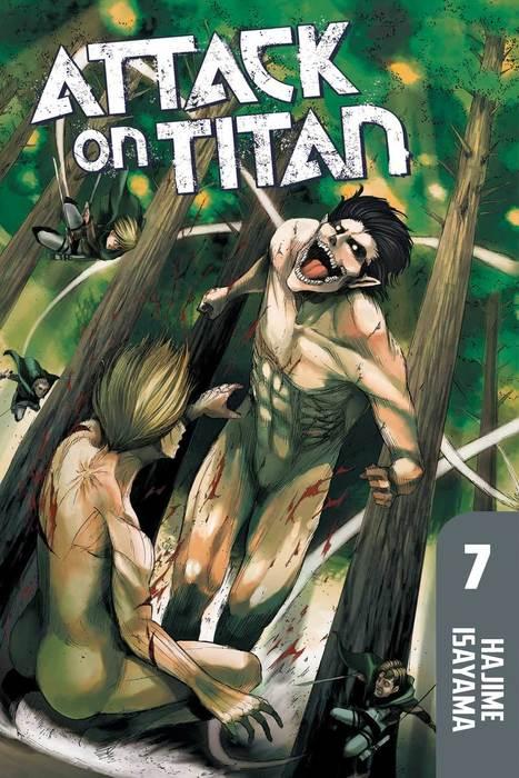 Attack on Titan 7拡大写真