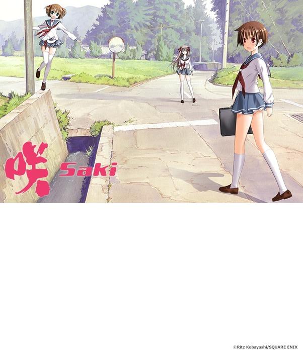 『咲-Saki- 19巻』きせかえ本棚【購入特典】拡大写真