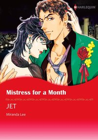 MISTRESS FOR A MONTH-電子書籍