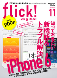flick! digital 2014年11月号 vol.37
