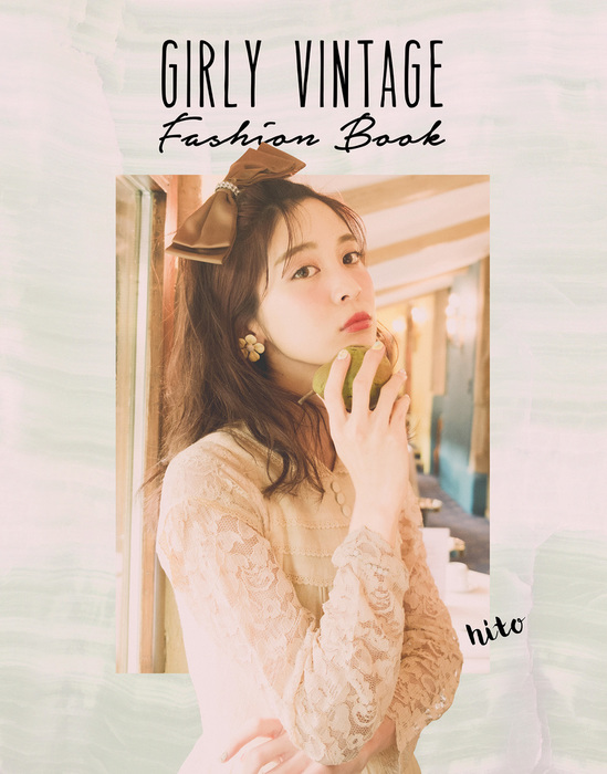 GIRLY VINTAGE Fashion Book拡大写真