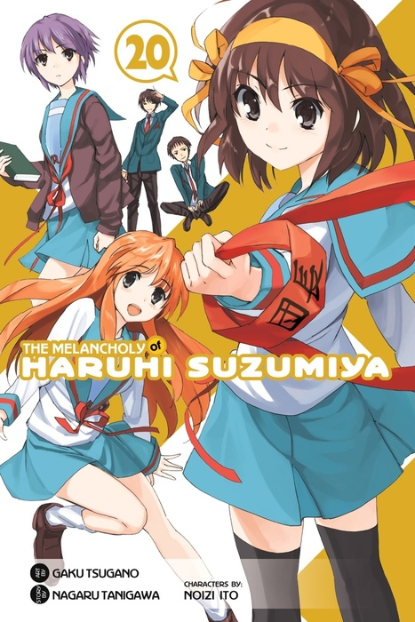 The Melancholy of Haruhi Suzumiya, Vol. 20 (Manga)拡大写真