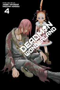 Deadman Wonderland, Vol. 4