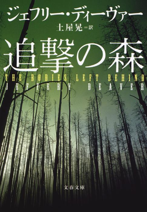 追撃の森-電子書籍-拡大画像
