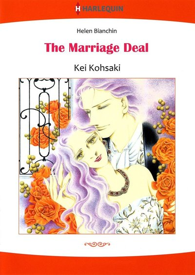 THE MARRIAGE DEAL-電子書籍