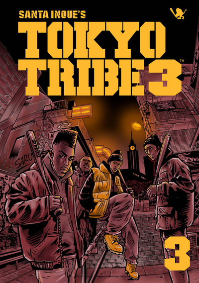 TOKYO TRIBE3 第3巻-電子書籍