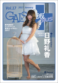 GALS PARADISE plus Vol.17 2017 January