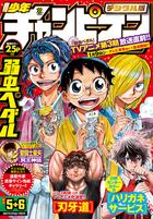 週刊少年チャンピオン2017年05+06号