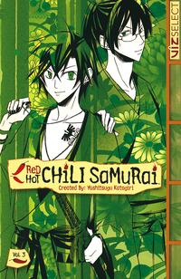 Red Hot Chili Samurai, Vol. 3-電子書籍