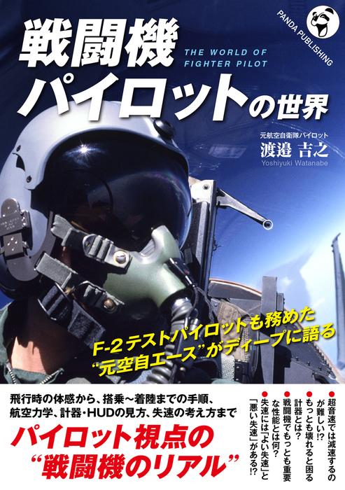 戦闘機パイロットの世界-電子書籍-拡大画像