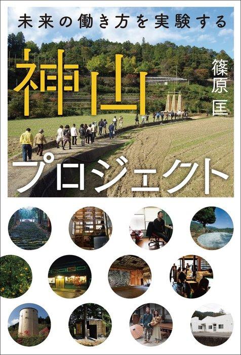 神山プロジェクト 未来の働き方を実験する-電子書籍-拡大画像