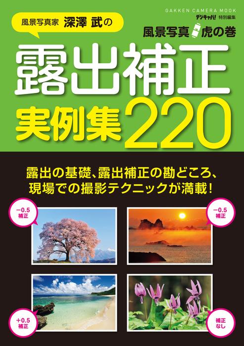 風景写真虎の巻 露出補正実例集220-電子書籍-拡大画像
