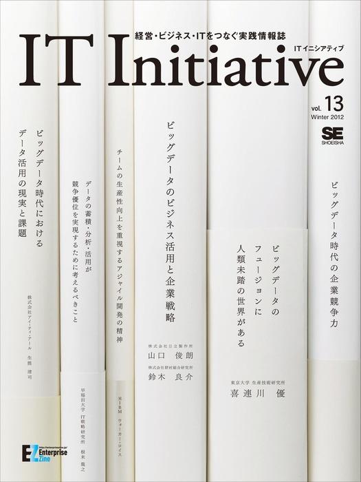 IT Initiative Vol.13拡大写真