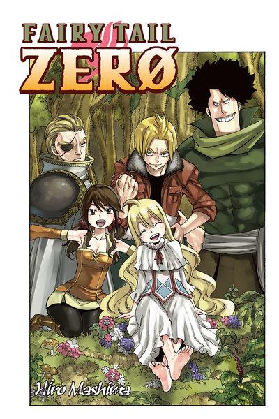 Fairy Tail Zero 1