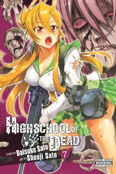 Highschool of the Dead, Vol. 7-電子書籍