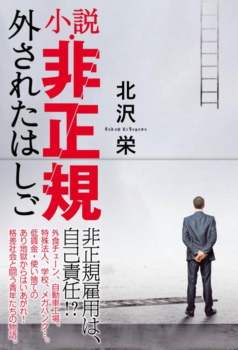 小説・非正規 外されたはしご-電子書籍-拡大画像
