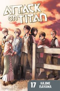 Attack on Titan 17-電子書籍