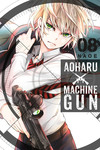 Aoharu X Machinegun, Vol. 8-電子書籍