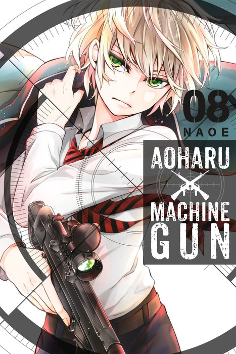 Aoharu X Machinegun, Vol. 8拡大写真