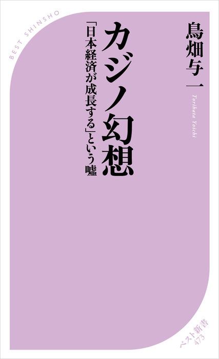 カジノ幻想 ~「日本経済が成長する」という嘘~拡大写真