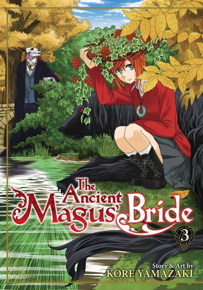 The Ancient Magus' Bride Vol. 03