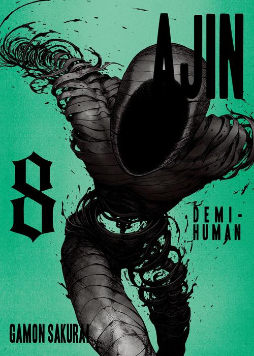 Ajin: Demi Human 8拡大写真