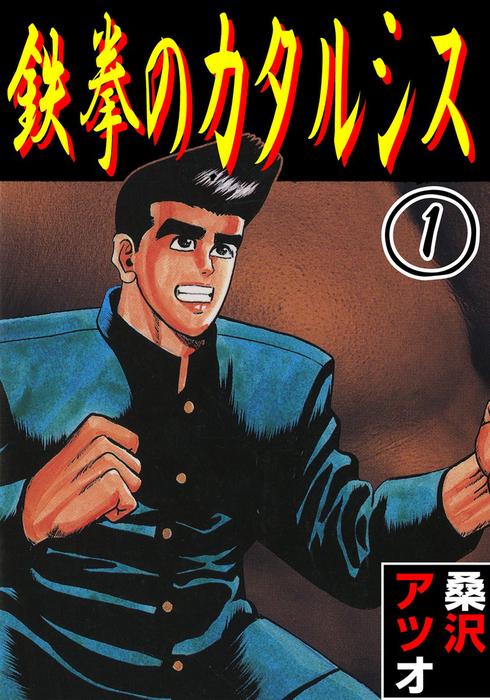 鉄拳のカタルシス 1-電子書籍-拡大画像