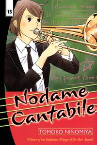 Nodame Cantabile 15