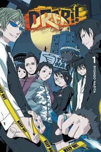 Durarara!!, Vol. 1 (novel)-電子書籍