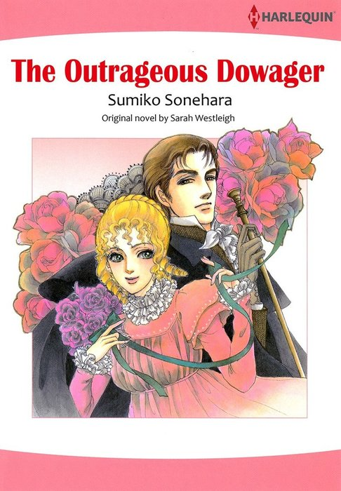The Outrageous Dowager-電子書籍-拡大画像