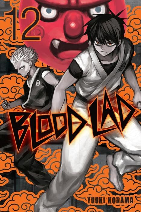 Blood Lad, Vol. 12拡大写真