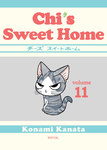 Chi's Sweet Home 11-電子書籍