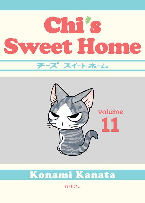 Chi's Sweet Home 11拡大写真