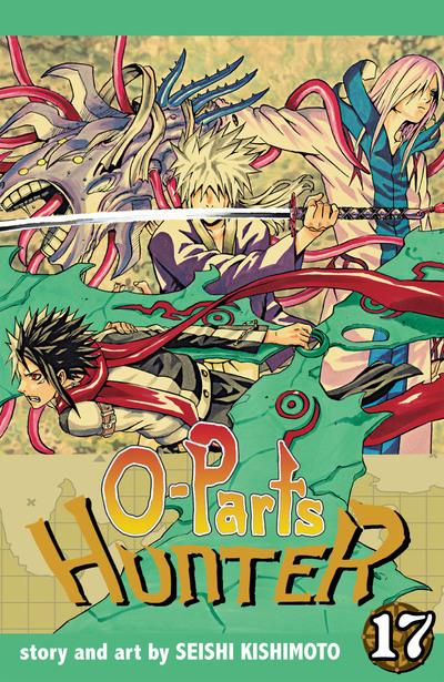 O-Parts Hunter, Vol. 17-電子書籍