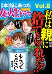 本当にあった女の人生ドラマ私は親に捨てられた!! Vol.8-電子書籍