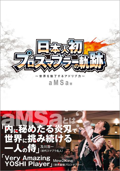 日本人初 プロスマブラーの軌跡拡大写真
