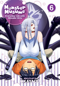Monster Musume Vol. 06